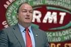 Bob Crow, RMT General Secretary