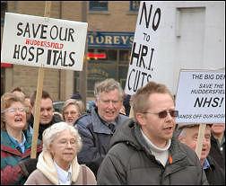 Huddersfield Demo
