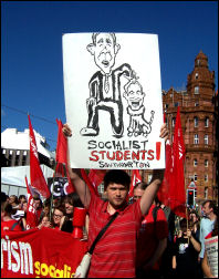 On the Manchester demo