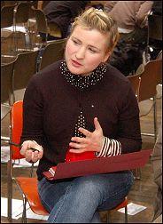 Sarah Sachs-Eldridge at ISR Conference 2006