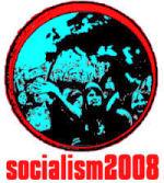 Socialism 2008 logo