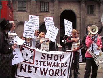 National Shop Stewards Network