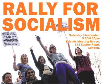 Socialism 2008 Rally