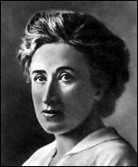 Rosa Luxemburg, even before Lenin, recognised the political degeneration of the Second International