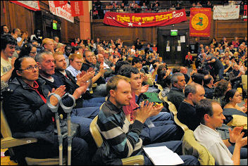 Socialism 2008, photo Paul Mattsson