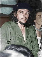 Che Guevara in military fatigues, 2 June 1959