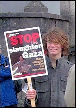 Bangor demonstration against Israel