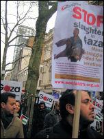 Birmingham demonstration against Israel
