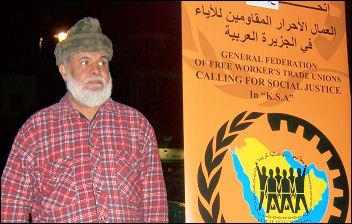 Yahya Al Faifi faces deportation, photo SP Wales