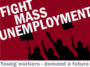 Fight Mass Unemployment, photo Socialist Party