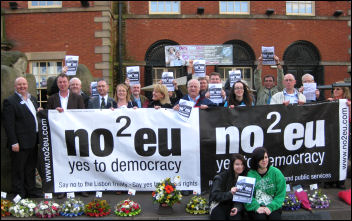 North-West NO2EU campaign