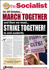 The Socialist issue 732