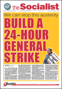 The Socialist issue 733