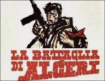 The Battle of Algiers poster montage