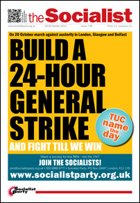 The Socialist issue 738