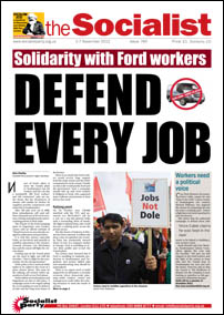 The Socialist issue 740