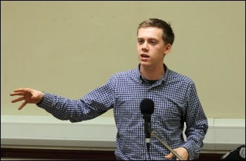 Owen Jones, photo Senan