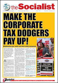 The Socialist issue 742