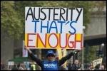 20 October 2012 TUC demo against austerity, photo Paul Mattsson