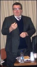 Tom Watson, 23.1.13, photo Bob Severn