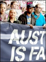 Austerity is failing, photo Paul Mattsson