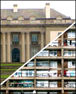 Mansions and tower blocks - cap rents not benefits