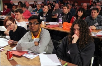 Socialist Party congress 2013, photo Senan