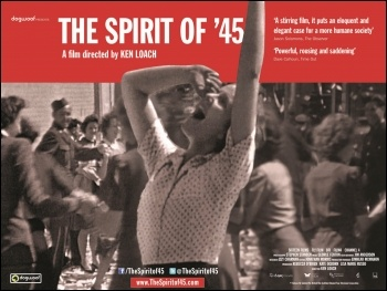 The Spirit of '45, directed by Ken Loach, photo Ken Loach