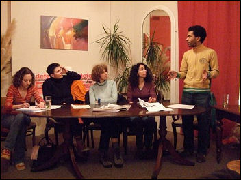 Camden Socialist Party public meeting