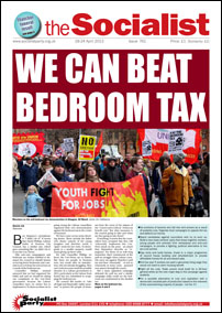 The Socialist issue 761
