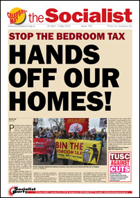 The Socialist issue 762