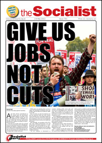 The Socialist issue 763
