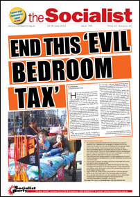 The Socialist issue 766