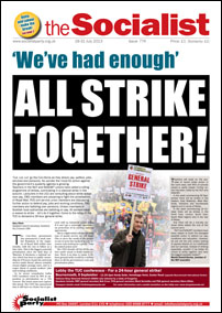The Socialist issue 774