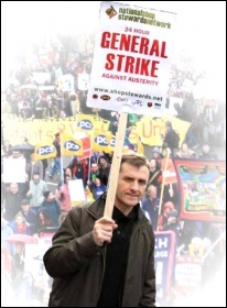 24 Hour General Strike Against Austerity