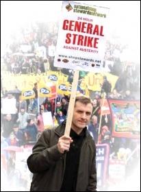 24 Hour General Strike Against Austerity
