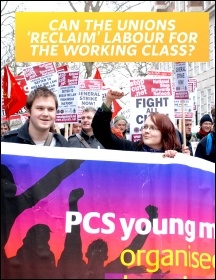 Reclaim the unions