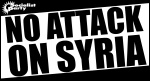 No Attack on Syria