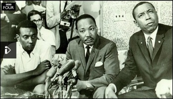 MLK: The Assassination Tapes - Film about Martin Luther King's assassination shown on BBC Four