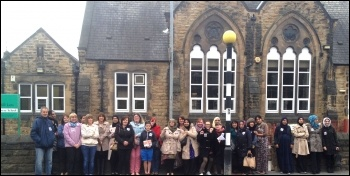 Thornhill Lees I&N school, Dewsbury