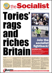 The Socialist issue 784