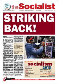 The Socialist issue 786