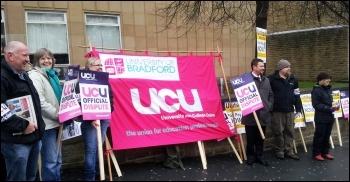 Bradford university, 31.10.13, photo by I Dalton