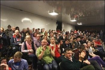 Socialism 2013, photo Senan
