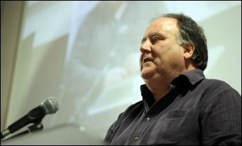 Billy Hayes, Socialism 2013, photo by Senan