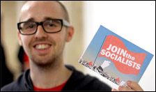 Join the Socialist Party, photo Senan