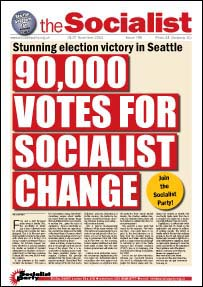 The Socialist issue 789
