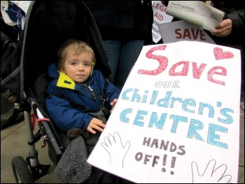 A young service user on the 2 December 2013