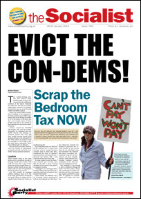 The Socialist issue 794