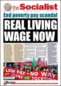 The Socialist issue 795